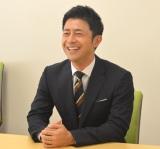 夕方のニュース番組『Live News イット!』(毎週月〜金曜 後3:45〜7:00)にメインキャスターとして加入する榎並大二郎アナウンサー (C)ORICON NewS inc.
