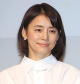 映画『望み』完成披露試写会に登場した石田ゆり子 (C)ORICON NewS inc.