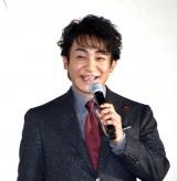 映画『小説の神様 君としか描けない物語』の公開直前記念イベントに出席した片岡愛之助 (C)ORICON NewS inc.