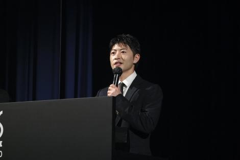 佐野玲於=『ショートショート フィルムフェスティバル&アジア(略称:SSFF&ASIA)2020』アワードセレモニー