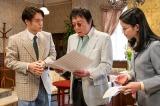 連続テレビ小説『エール』第15週・第71回より。「露営の歌」の大ヒットで一躍人気作曲家となる裕一(窪田正孝) (C)NHK