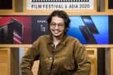 オンライントークイベント『Creators' Junction partnered with Xperia TM』に出演したKing Gnu・常田大希