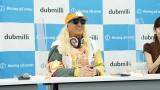 「有名人ボイス」オンライン発表会に出席したDJ KOO