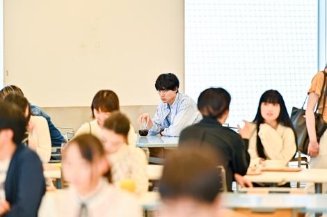 『DIVER-特殊潜入班-』第2話に出演する福士蒼汰 (C)カンテレ