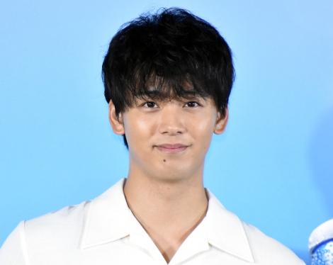 『氷結リニューアル&新CM発表会』に出席した竹内涼真 (C)ORICON NewS inc.