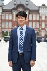 原田泰造主演、ドラマスペシャル『はぐれ刑事三世』(10月15日放送)主人公の名前は浦安吉之 (C)テレビ朝日