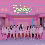 IZ*ONE日本1stアルバム『Twelve』(10月21日発売)通常盤Type A(CD+DVD)