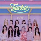 IZ*ONE日本1stアルバム『Twelve』通常盤Type B(CD+DVD)