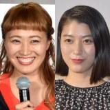 今月結婚を発表した(左から)丸山桂里奈、成海璃子 (C)ORICON NewS inc.
