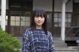 舞台となる宮城県登米市登米町で撮影中(C)NHK