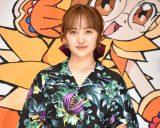 映画『魔女見習いをさがして』完成報告イベントに登壇したももいろクローバーZ・百田夏菜子 (C)ORICON NewS inc.