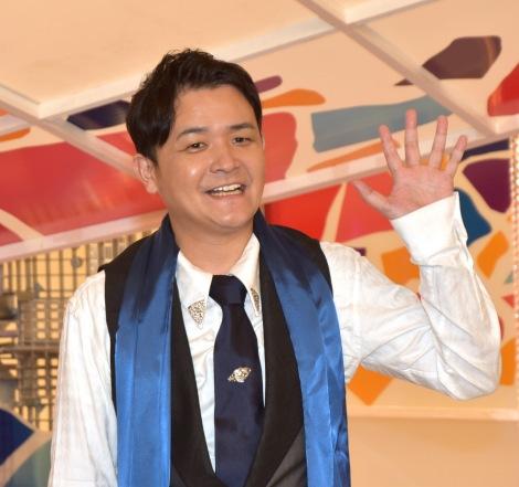 フジテレビ系新番組『千鳥のクセがすごいネタGP』の司会を務める千鳥のノブ (C)ORICON NewS inc.