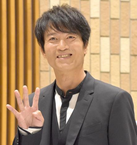 ミュージカル『あなたと作る〜etude The 美4』に出演する寺脇康文 (C)ORICON NewS inc.