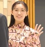 ミュージカル『あなたと作る〜etude The 美4』に出演する山口乃々華 (C)ORICON NewS inc.