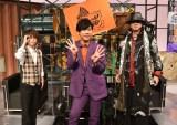 (左から)【オオサカ・ディビジョン】河西健吾、岩崎諒太、黒田崇矢 (C)ORICON NewS inc.