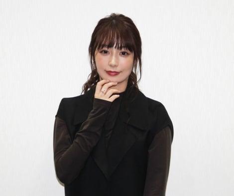 アニメ映画『羅小黒戦記』に出演する宇垣美里 (C)ORICON NewS inc.
