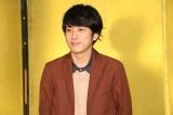 映画『浅田家!』初日舞台挨拶に登壇した嵐・二宮和也