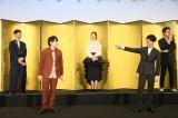 映画『浅田家!』初日舞台挨拶の模様