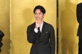 映画『浅田家!』初日舞台挨拶に登壇した妻夫木聡
