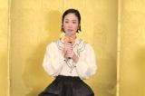 映画『浅田家!』初日舞台挨拶に登壇した黒木華