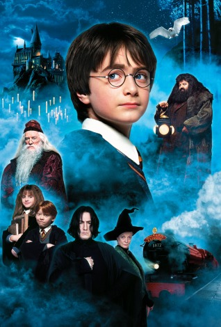 『ハリー・ポッターと賢者の石』TM &(C)2001 Warner Bros. Ent. , Harry Potter Publishing Rights(C)J.K.R.