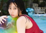 『BUBKA』11月号増刊の表紙を飾るHKT48・田中美久