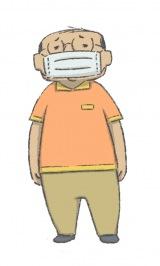 店長=10月12日よりテレビ東京で放送開始するオリジナルTV アニメ『それだけがネック』 (C)「それだけがネック」製作委員会