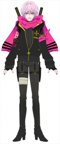 コードネーム【ピンク】:望月もも=新番組『ゆる系忍者隊 ニンスマン』10月4日スタート (C)テレビ朝日