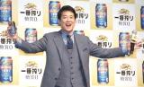 「うまーーい!」と全力で叫ぶ唐沢寿明=『キリン一番搾り 糖質ゼロ』発売記念イベント (C)ORICON NewS inc.
