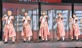 『オレたち応援屋!!On Stage』の取材会に出席したA.B.C-Zの(左から)塚田僚一、戸塚祥太、橋本良亮、河合郁人、五関晃一 (C)ORICON NewS inc.