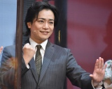 『オレたち応援屋!!On Stage』の取材会に出席した泉見洋平 (C)ORICON NewS inc.