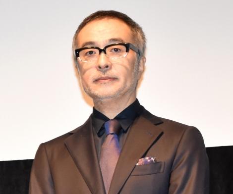 無人島サバイバルの構想を明かした松尾スズキ=『COCOON Movie!! 芸術監督名作選』の初日舞台あいさつ (C)ORICON NewS inc.