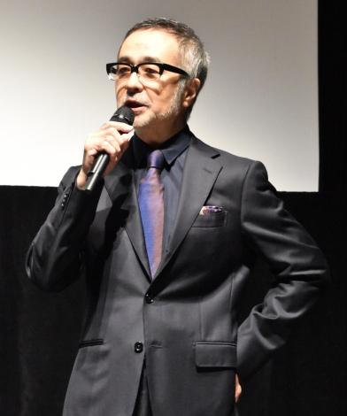 『COCOON Movie!! 芸術監督名作選』の初日舞台あいさつに出席した松尾スズキ (C)ORICON NewS inc.