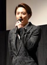 『COCOON Movie!! 芸術監督名作選』の初日舞台あいさつに出席した小池徹平 (C)ORICON NewS inc.