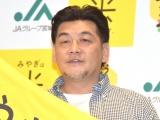 『令和2年産宮城米』説明会および新CM発表会に出席したサンドウィッチマン・富澤たけし (C)ORICON NewS inc.