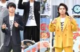 共演シーンは「2人でずっとニヤニヤ」していたと明かした(左から)伊藤健太郎、北村匠海 (C)ORICON NewS inc.