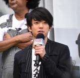 『とんかつDJアゲ太郎』のイベントに出席した伊藤健太郎 (C)ORICON NewS inc.