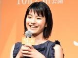 映画『朝が来る』の完成報告会見に出席した蒔田彩珠 (C)ORICON NewS inc.