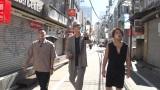 『昔住んでた家は今!?歴代ハウス』に出演する(左から)長田庄平、松重豊、松尾駿(C)フジテレビ