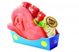 『マリオ・カフェ&ストア』で販売される『パンケーキ・サンド マリオの帽子 〜いちごのショートケーキ〜』
