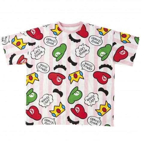 『マリオ・カフェ&ストア』で販売されるTシャツ