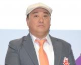 「吉本坂46」のメンバーに選ばれた極楽とんぼ・山本圭壱=「吉本坂46」お披露目会 (C)ORICON NewS inc.