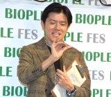 『Biople Fes Vol.11』に出席した青木源太アナウンサー(C)ORICON NewS inc.