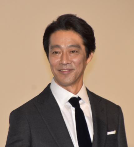 映画『望み』公開初日舞台あいさつに登壇した堤真一 (C)ORICON NewS inc.