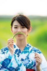 白石聖 ファースト写真集『白石聖 2016-2020』より 撮影:西田幸樹 ワニブックス刊