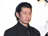映画『星の子』の公開初日舞台あいさつに登壇した永瀬正敏 (C)ORICON NewS inc.