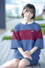 『FLASHスペシャル』グラビアBEST2020年秋号に登場するSTU48・甲斐心愛(C)田川雄一、光文社