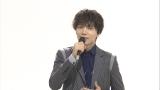 中学生に「マイ・ウェイ」を届ける山崎育三郎(C)NHK四国