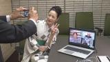 愛媛県松山市の離島・中島の人々と30年以上交流している坂本冬美(C)NHK四国