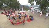 四国4県の祭りが集合!(C)NHK四国